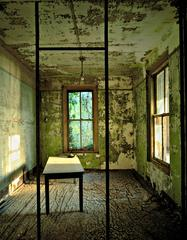 Administrative Office, Single Shoe, Island 3 Ellis Island