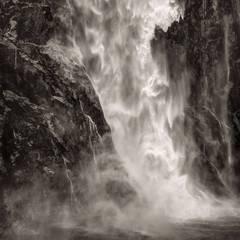 Fiordland Waterfall, NZ