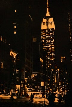 Empire State Building (Night), New York