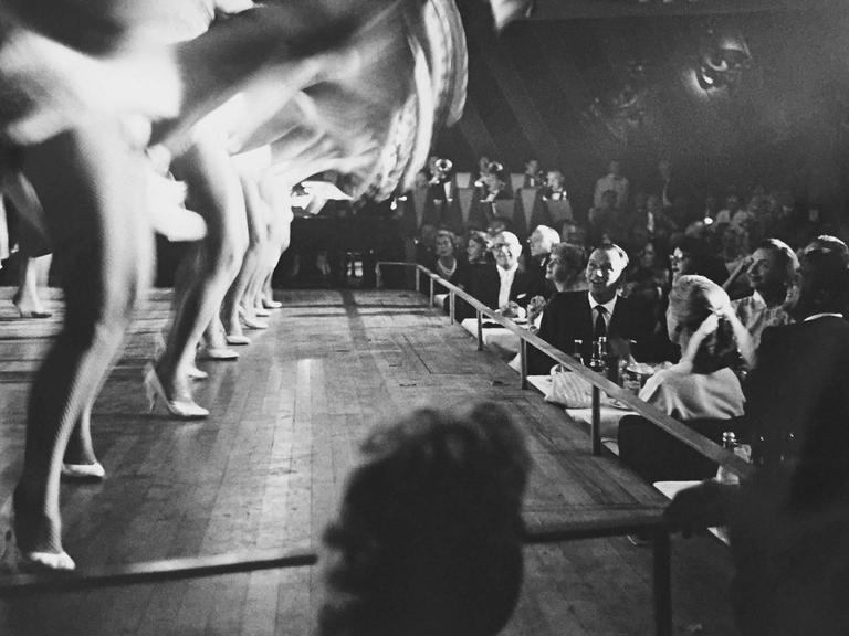 Dean Martin and Frank Sinatra at the Copa, Las Vegas