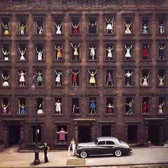 Models in the Windows, New York City