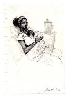 Untitled (Letitia and Rising Sun)