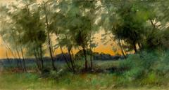 Untitled (Spring Sunset)