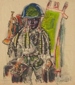 A Jazz Man of War Vietnam