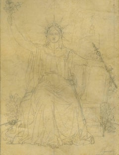 Study for Republic Standing