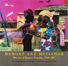 Memory and Metaphor, The Art of Romare Bearden