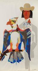 Navajo Thunderbird Silversmith