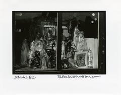 Shop Window with Dolls