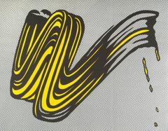 Brushstroke (Castelli mailer)