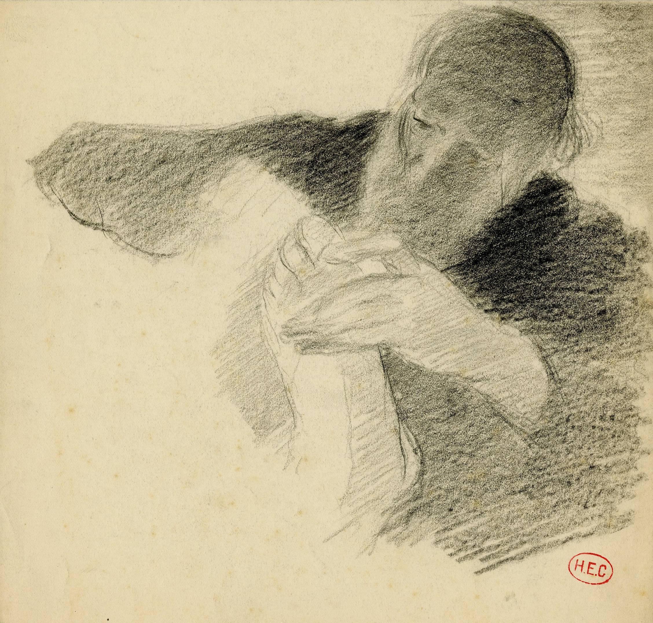Portrait of Dr. Auguste Soins