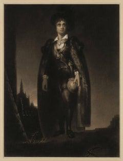 John Phillip Kemble as Hamlet, Act V, Scene I