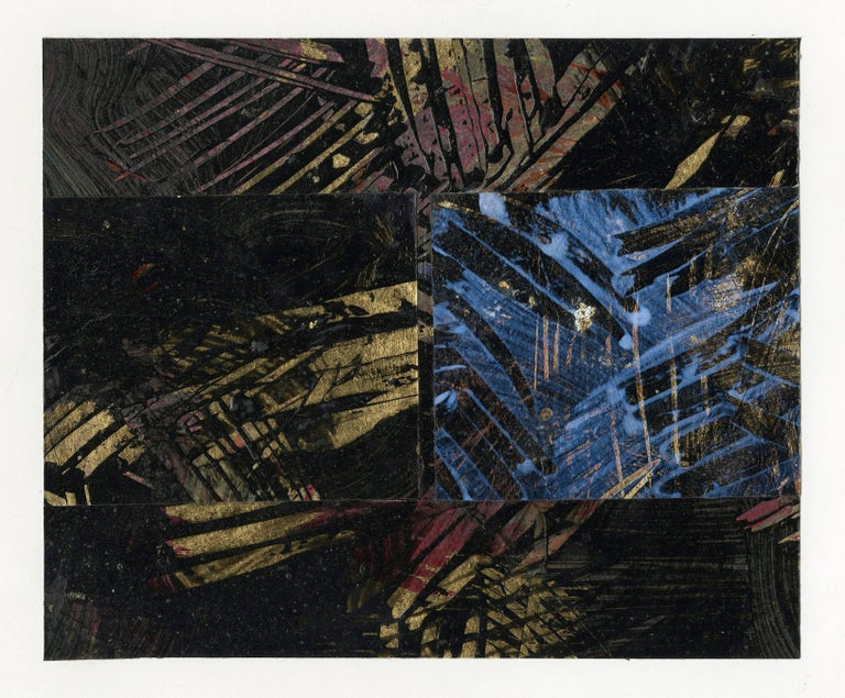 Peter Marks Abstract Painting - Untitled