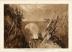 Little Devils Bridge over the Russ, above Alt Dorft Swiss