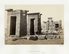 The Temple of Dabod, Nubia