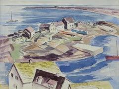 Gaspe: St. Lawrence Village
