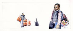 Baggage Claim (Rise), Sketch