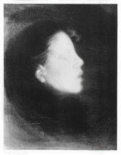 Head of a Woman (Tete de femme) (Nelly Carriere)