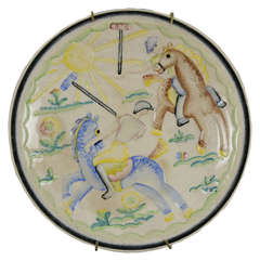Polo (Wall Plaque)