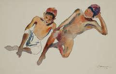 Untitled (Study of Caribbean Boys)