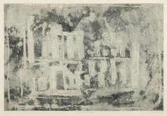 Ancient Landscape II (Ancient City)