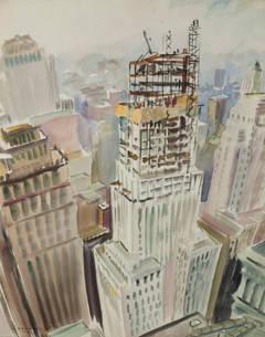 Untitled (Chrysler Building)