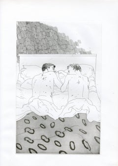 Two Boys Aged 23 or 24 From: Fourteen Poems by C P Cavafy