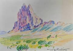 """Shiprock, New Mexico"""