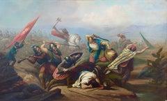 """""""The Battle of Ptolemais, 1191"""""""