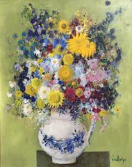 """""""Bouquet en Jaunes"""""""