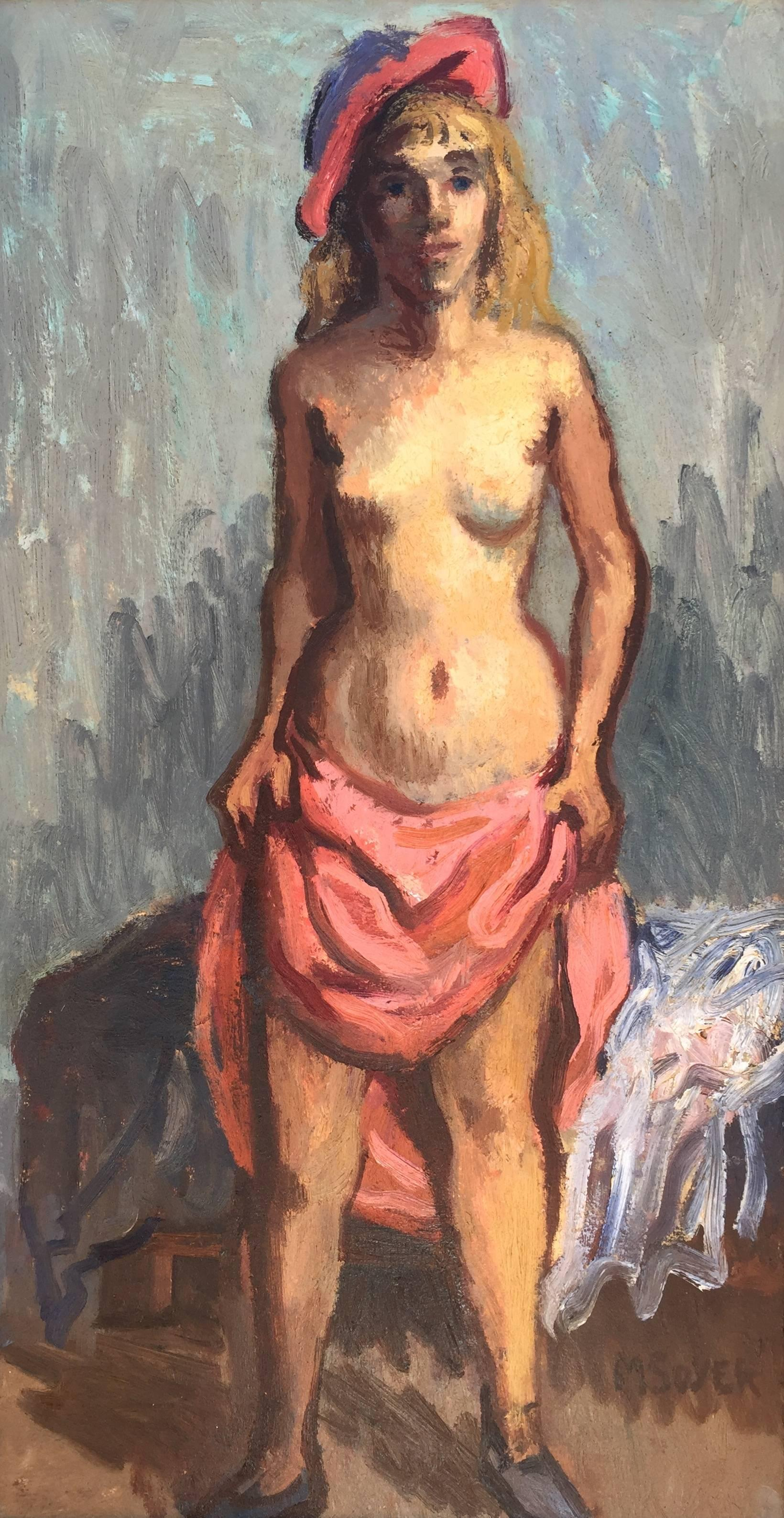 """""""Woman in Pink"""""""