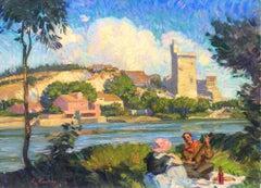 """""""Villeneuve-les-Avignon"""""""