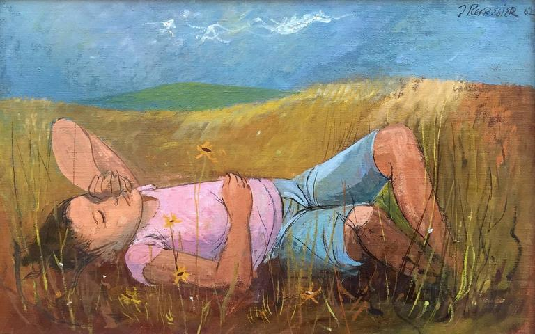 """""""Girl in the Grass"""""""