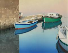 "Rinaldo Skalamera - ""Blue Lagoon"""
