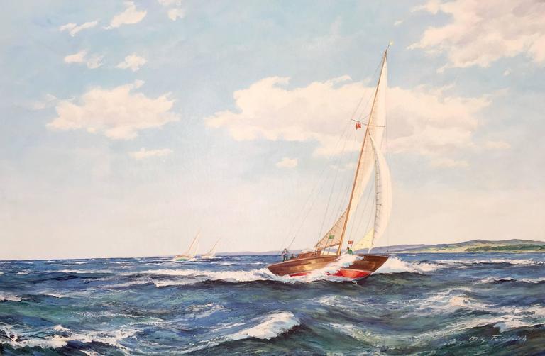 """""""Sailing"""""""