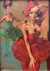 """""""Danseuse apres le Spectacle"""""""