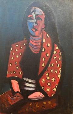 """""""Woman wearing Kimono"""""""