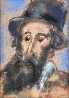 """Portrait of a Hasidic"""