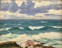 """""""The Grey Blue Sea, Bermuda"""""""