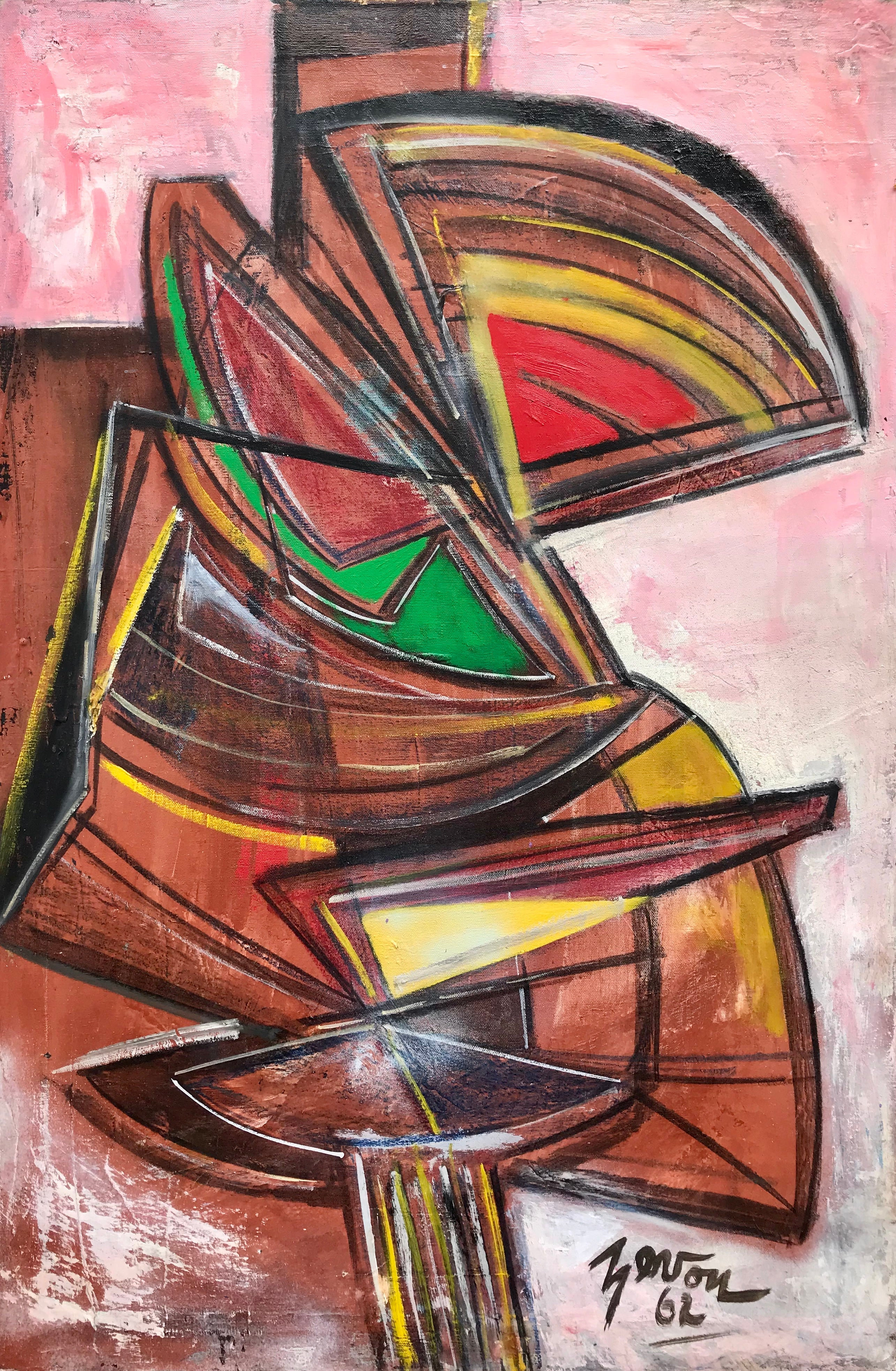 """""""Abstraction, 1962"""""""