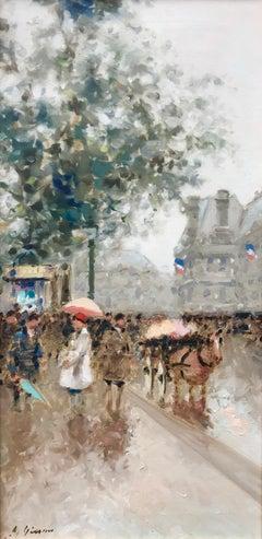 """Rainy Day in Paris"""
