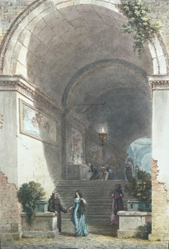 18th Century and Earlier Drawings and Watercolor Paintings