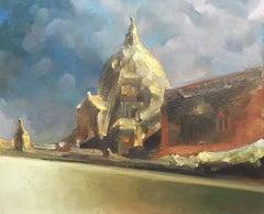 """Landscape #9 Venetian Lagoon"""