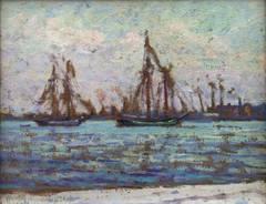 """Greenport Harbor"""