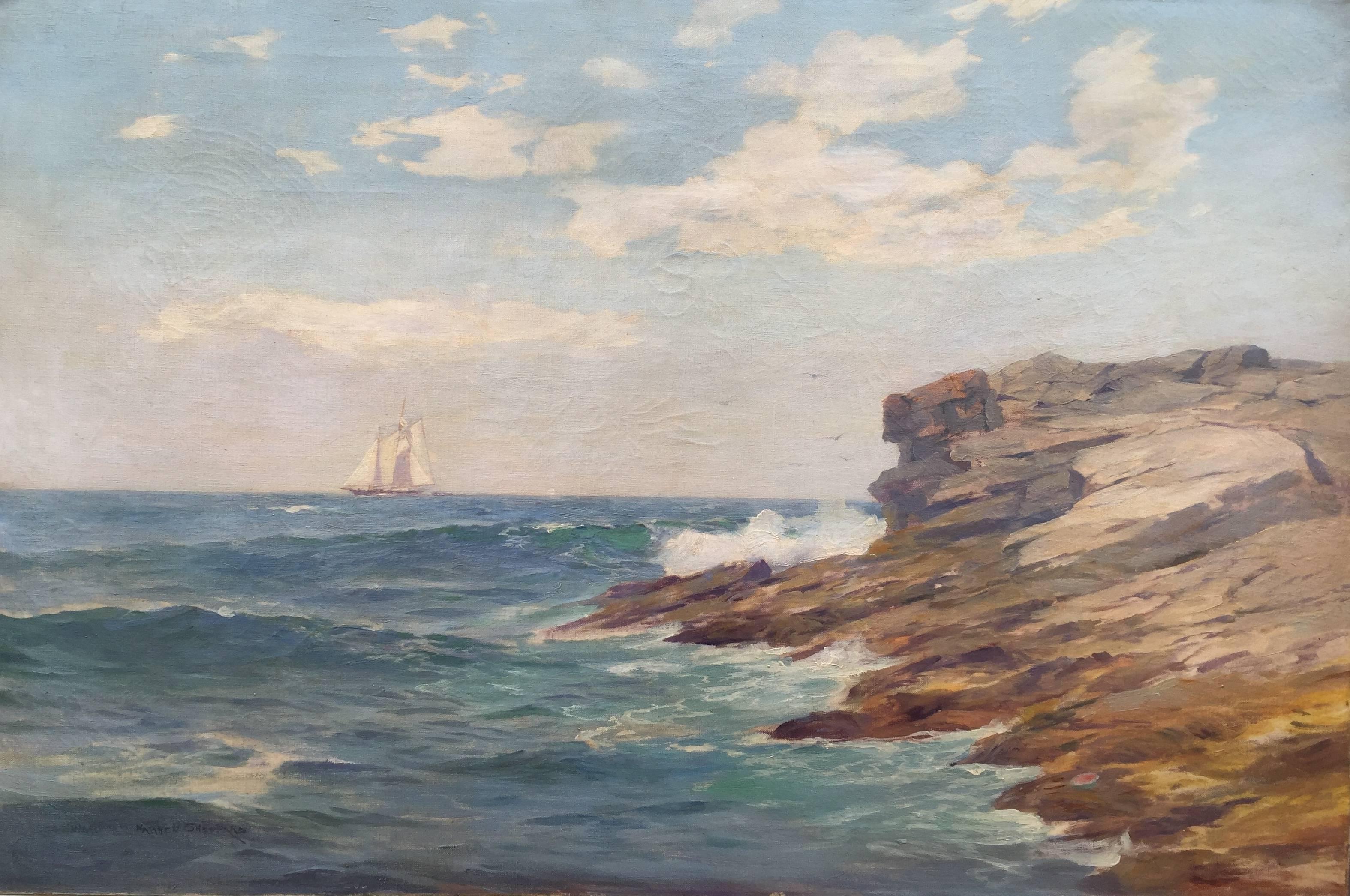 """""""Serene Sail"""""""