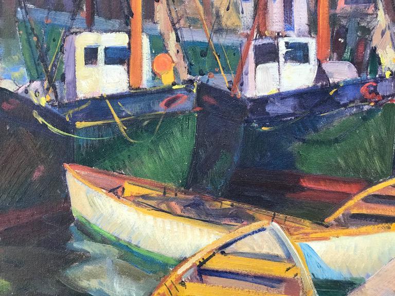 Howard W Klippert Quot Gloucester Quot Painting For Sale At