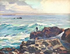 """The Fisherman, Maine"""