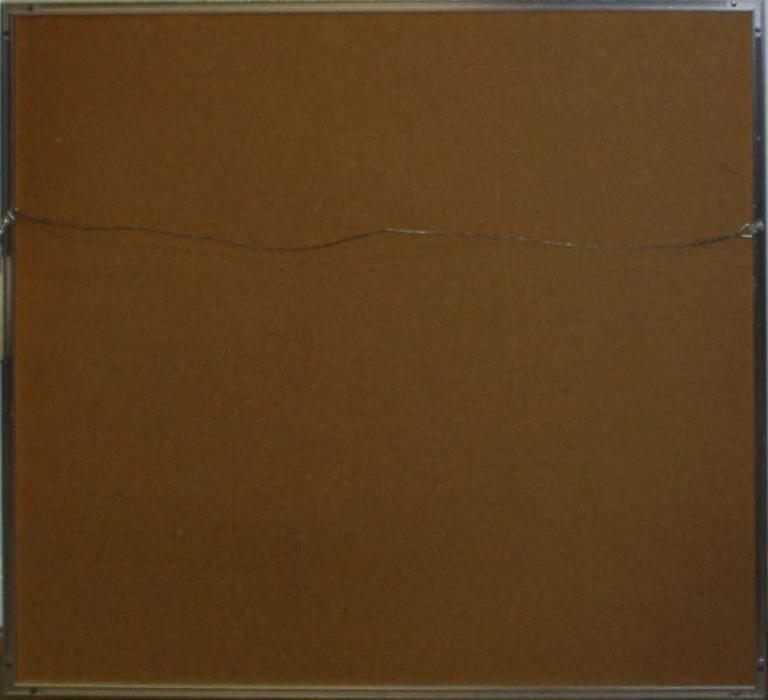 Woodblock by the American artist John Little. Signed and dated in pencil lower right, 1974.  Number 11/15.  Inscribed