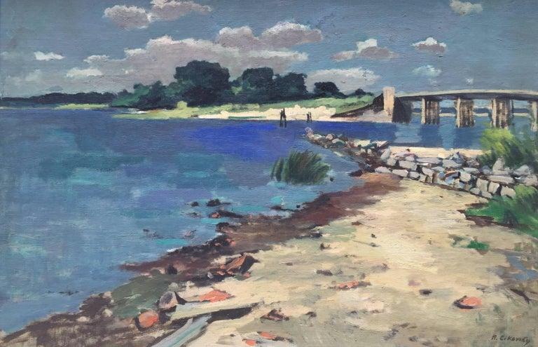 """""""Bridge in Sag Harbor"""""""