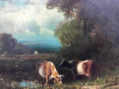 """Cows in a Landscape"""