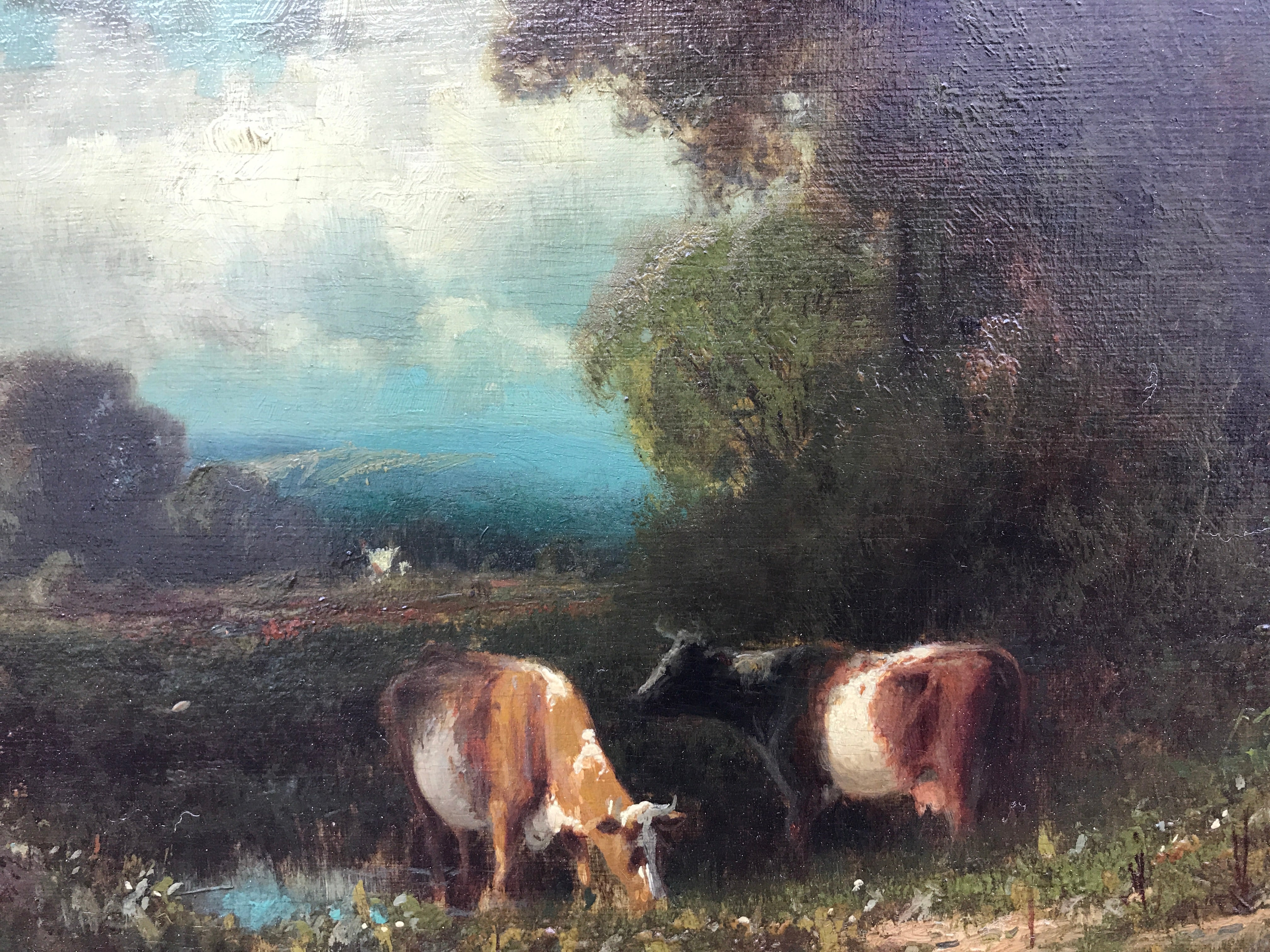 """""""Cows in a Landscape"""""""